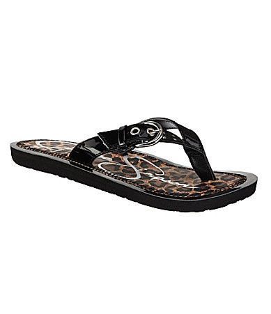 Jessica Simpson Girls Josie Thong Sandals