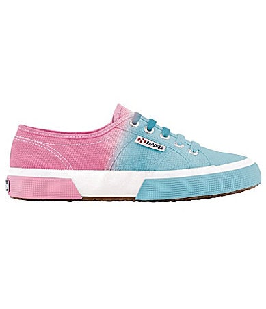 Superga Women�s Cotu Lace-Up Sneakers