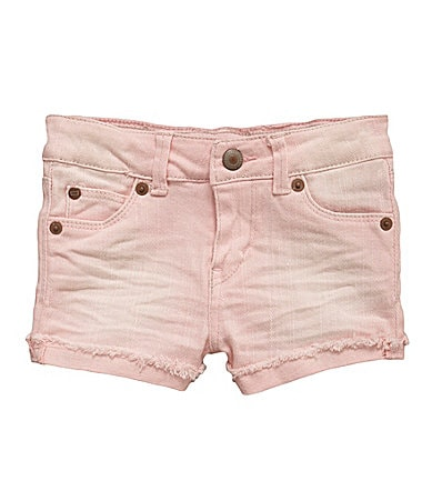Levi�s 4-6X Over the Rainbow Shorty Shorts