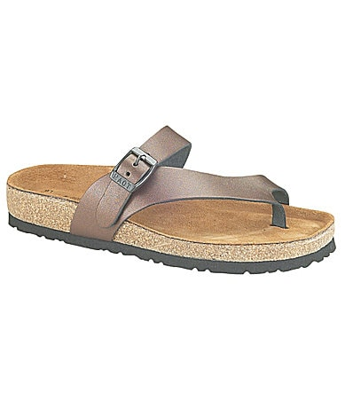 Naot Women�s Tahoe Thong Sandals