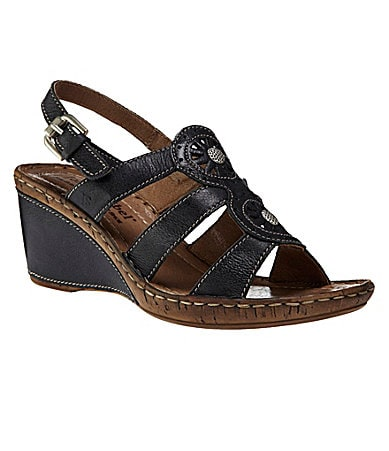 Josef Seibel Salma 08 Wedge Sandals