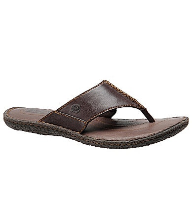 Born Men�s Griffith Thong Sandals