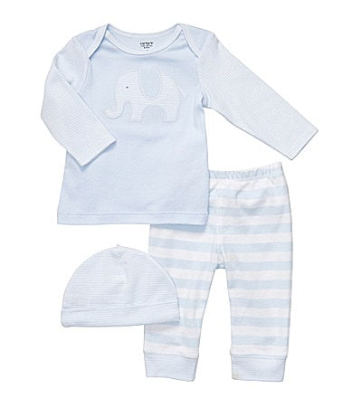 Carter�s Newborn 3-Piece Cotton Rib Set