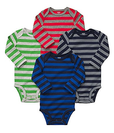 Carter�s Newborn Bodysuit 4-Pack