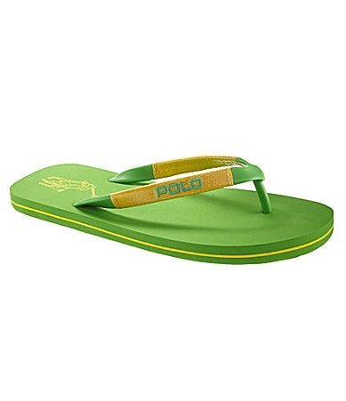 Polo Ralph Lauren Canby Thong Sandals