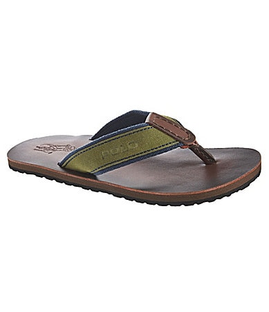 Polo Ralph Lauren Men�s Seacroft Thong Sandals
