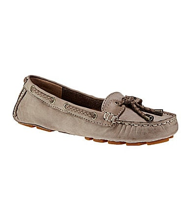 Frye Women�s Reagan Braided Loafers