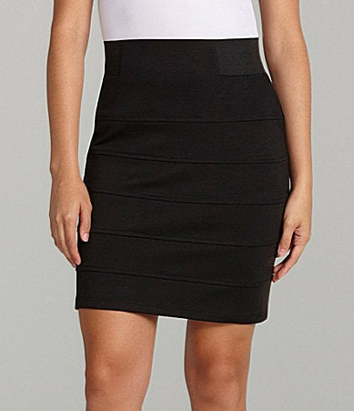 I.N. San Francisco Bodycon High-Waist Skirt