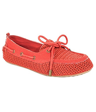 The Sak Bella Moccasin Flats