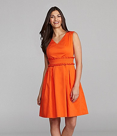 Alex Marie Petites Carmella A-Line Dress