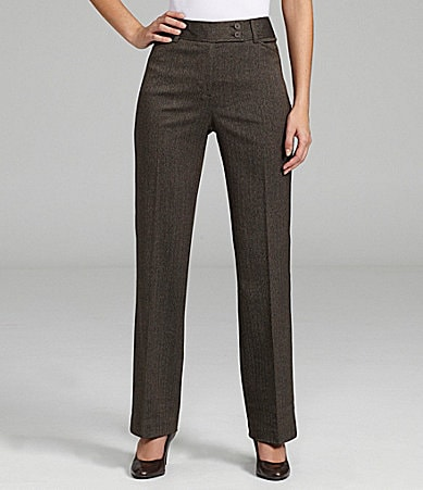 Peter Nygard Tweed Pants