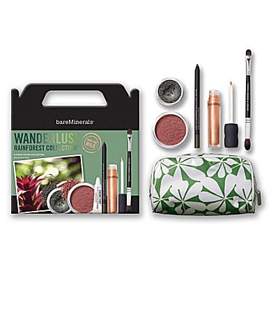 bareMinerals The Rainforest Collection Into The Wild