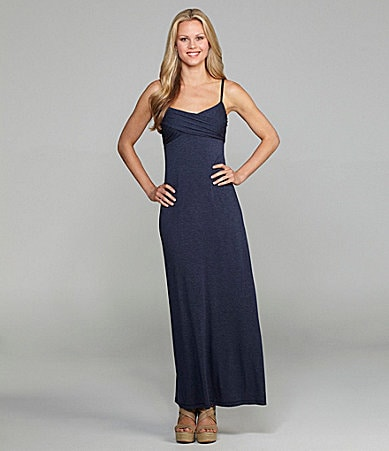 M.S.S.P. Crisscross Maxi Dress