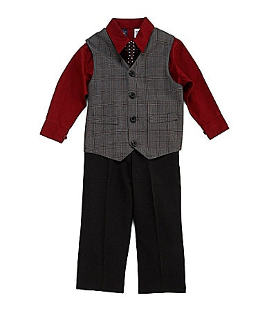 Class Club 2T-7 4-Piece Vest Set