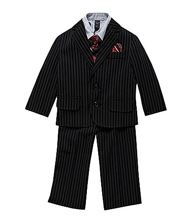 Class Club 2T-7 Striped Suit Set