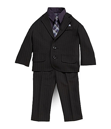 Class Club 2T-7 Textured Suit Set