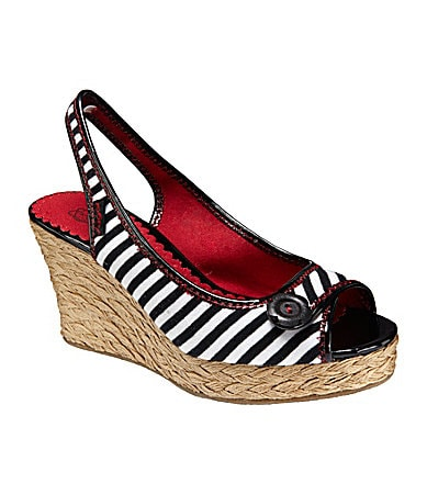 Sugar Dreamer Wedge Sandals