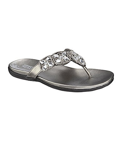 Kenneth Cole Reaction Girls Piece of Candy Thong Sandals