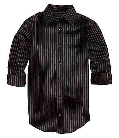 Class Club 8-20 Spread Collar Dress Shirt
