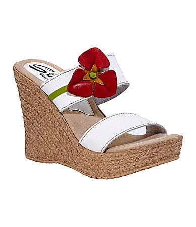 Sbicca Pixie Wedge Sandals
