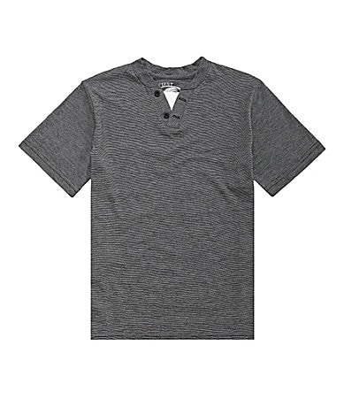 First Wave 8-20 Henley T-Shirt