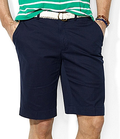 Polo Ralph Lauren Preston Tissue Chino Shorts