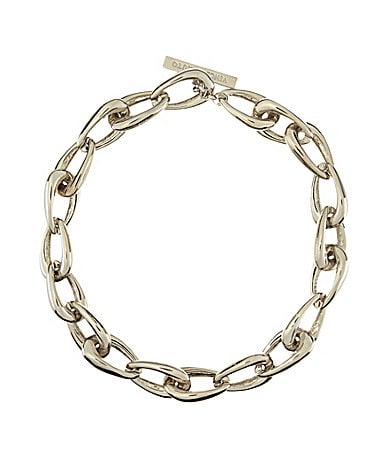Vince Camuto Chain Link Toggle Necklace