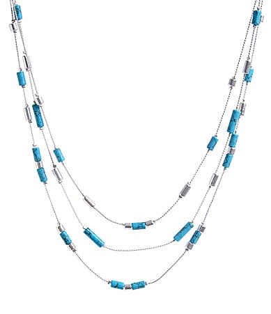 Kenneth Cole NY Urban Seychelles Illusion Necklace