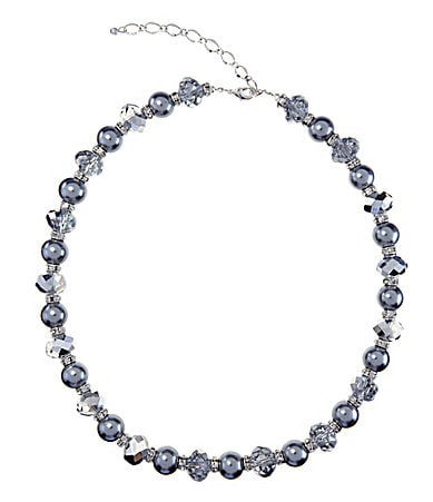 Cezanne Beaded Rondell Necklace