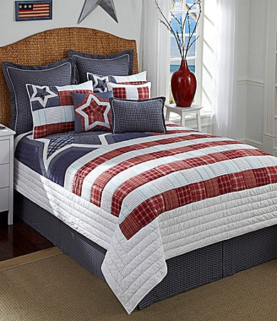 Cremieux Liberty Quilt Collection