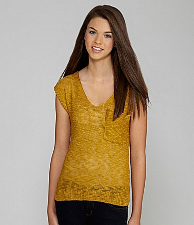 Takara V-Neck Sweater Top