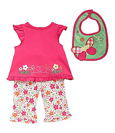 Starting Out Newborn Butterfly 3-Piece Set