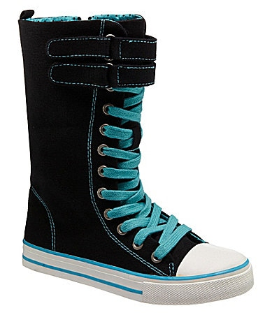 Volatile Girls Lovebird Hi-Top Sneakers