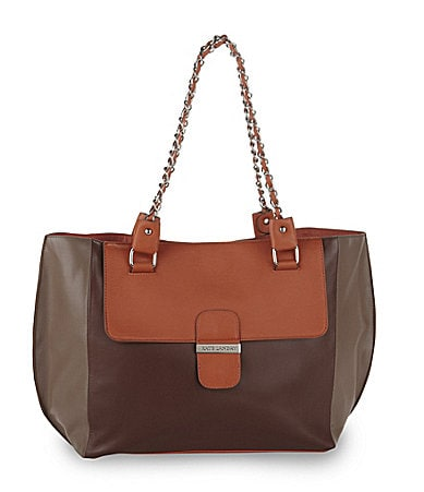 Kate Landry Sofia Colorfly Tote