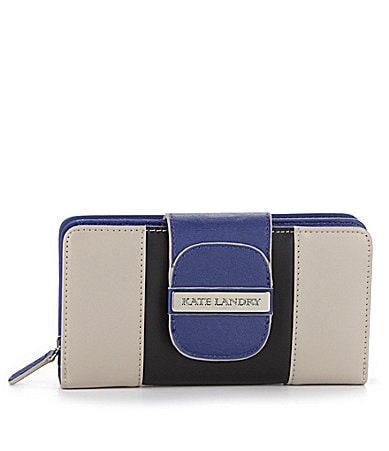 Kate Landry Sofia Zip Wallet