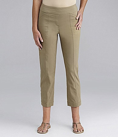 Westbound Woman PARK AVE fit SLIM FX Twill Pants