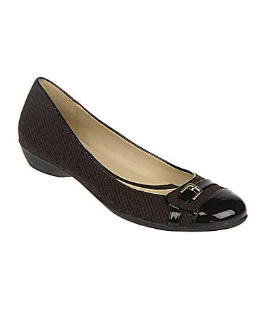 Naturalizer Heath Tweed Flats