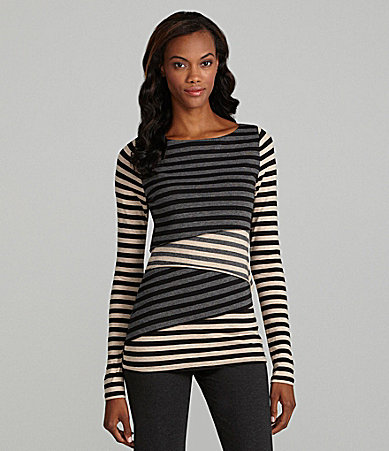 Calvin Klein Striped Tunic