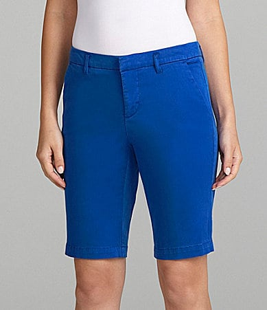 Intro Tapered Bermuda Shorts