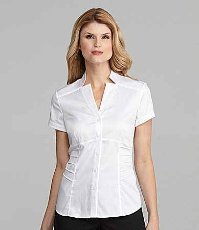 Antonio Melani Bella V-Neck Blouse