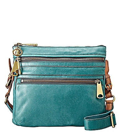 Fossil Explorer Cross-Body Bag