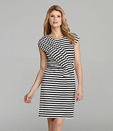 Antonio Melani Nadia Stripe Dress