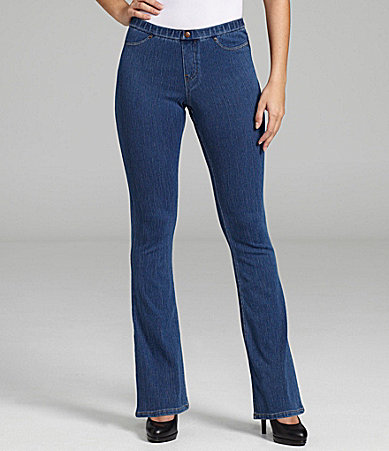 Hue The Original Jeans Bootcut Leggings