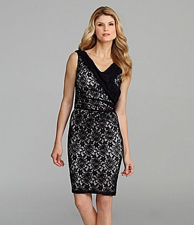 Antonio Melani Maybellie Lace Dress