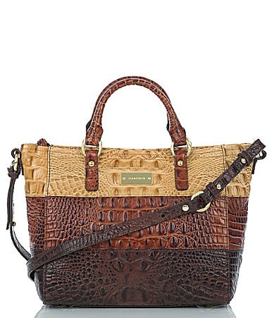 Brahmin Vineyard Collection Mini Arno Convertible Tote