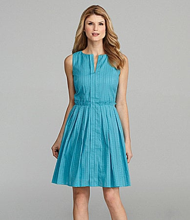 Antonio Melani Tracy-Ann Pleated Dress