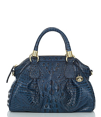 Brahmin Melbourne Collection Lisa Satchel