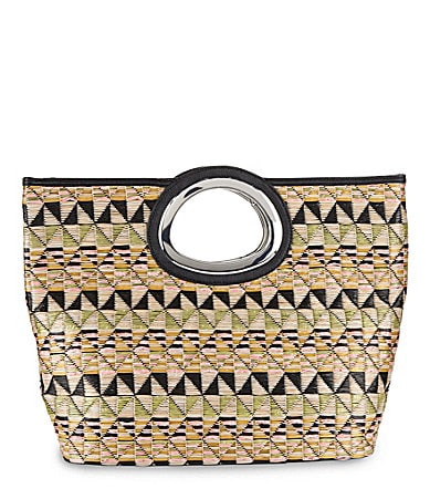 BCBGeneration Leah Cut-Out Tote
