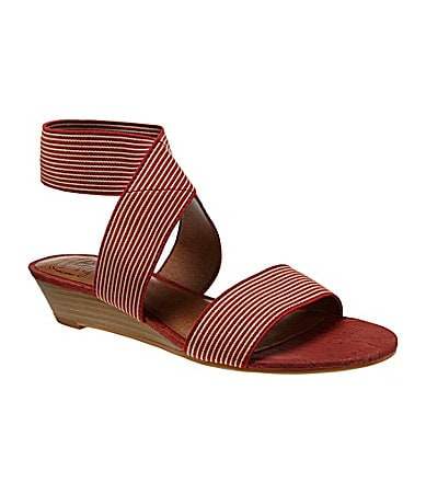 Lucky Brand Hunter Wedge Sandals