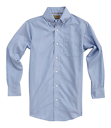 Class Club Gold Label 8-20 Textured Dress Shirt